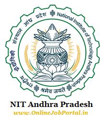 nit andhra pradesh recruitment 2021